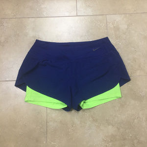Nike Running Dry Fit Shorts Small